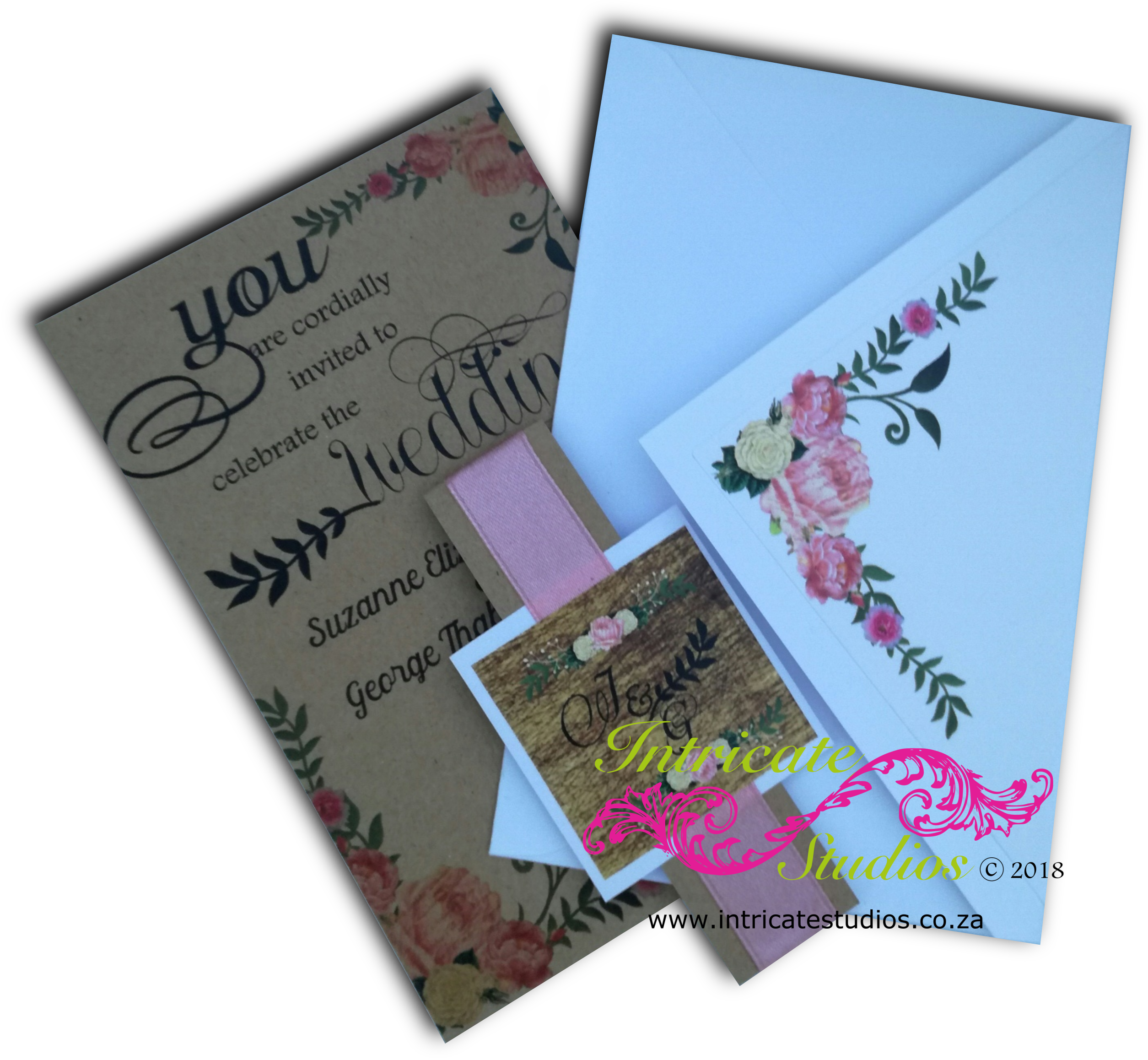 Kraft Paper Invitation 6