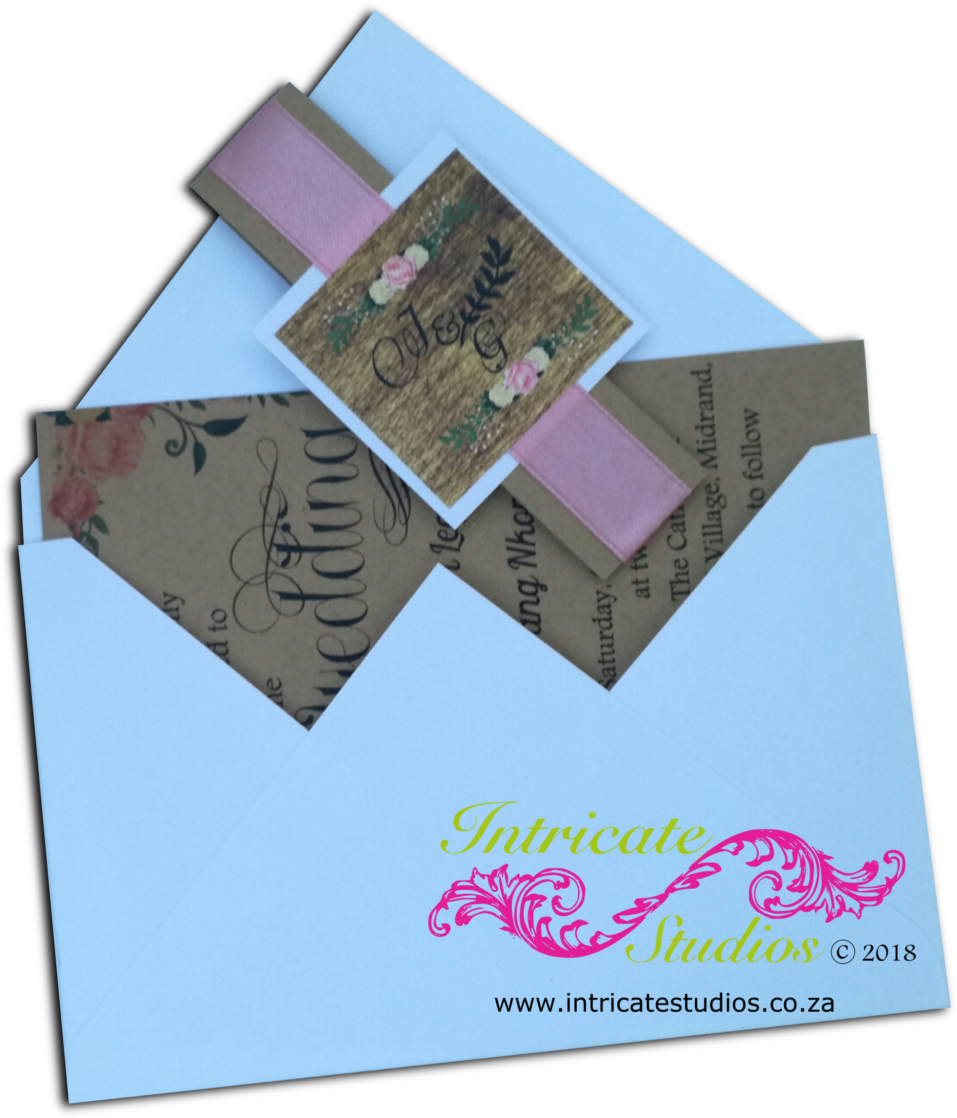 Kraft Paper Invitation 7