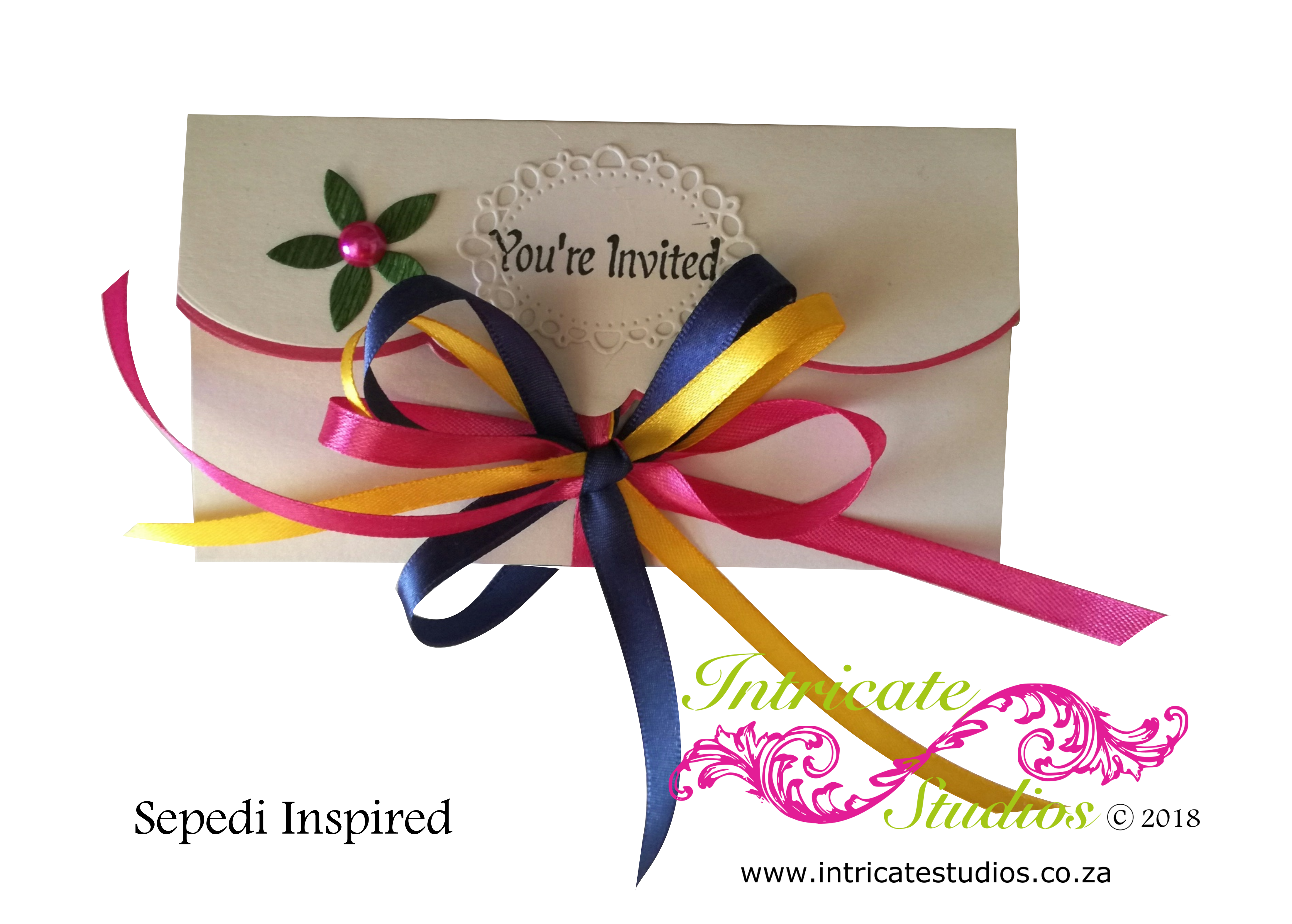 Sepedi Envelope